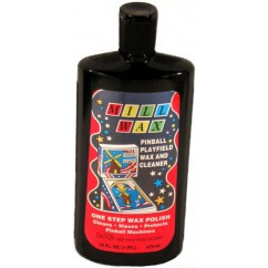 MILL WAX - Pinball Playfield Wax and Cleaner
