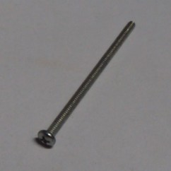 machine screw 6-32 x 2-5/8 phillips pan head
