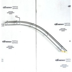Corvette ramp center wire 12-7213