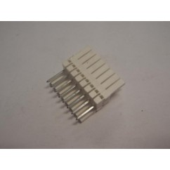 8 pin connector .100 z header mass term lock t