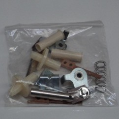 Williams Flipper Rebuild Kit - 04/1969 to 12/1979