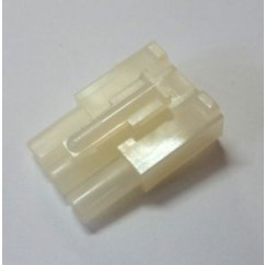 3 pin male connector plug  .093 inch diameter