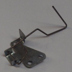 rollover wire and bracket