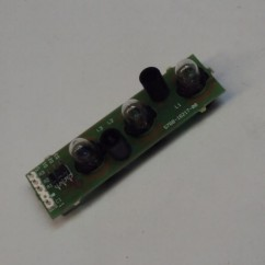 STAR WARS EPISODE I 3 lamp pcb right assembly