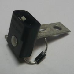 socket-w/diode