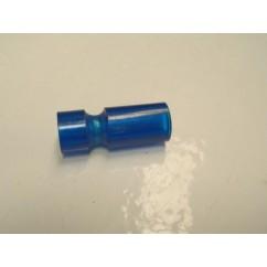 PART PLASTIC POST BLUE