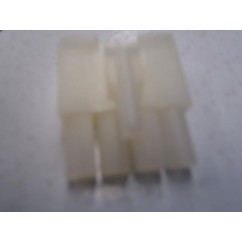 Connector female 4 pin