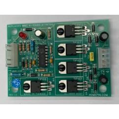 Bi-Directional Motor Controller Board