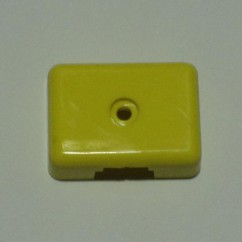 Target Face Rectangle Opaque  yellow