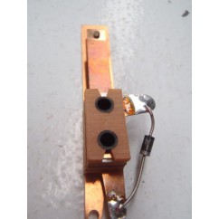 Jet bumper switch & diode assembly ( sold as per picture)