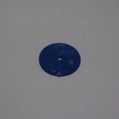 Target Round Blue 03-8093-1