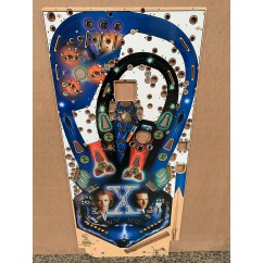 X-Files Playfield USED