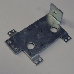 flipper plate bracket right
