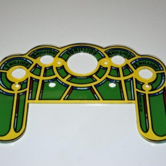 CAPCOM PLASTIC PB-1 STAGE LIGHT PANEL