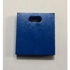 TERMINATOR 3 Blue Bumper Pad