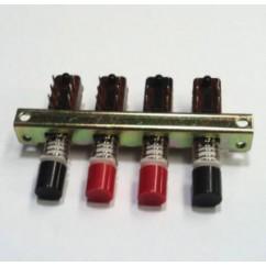 4 Button Service Assembly