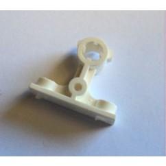 opto mounting plate white