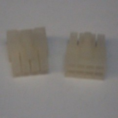connector female wire 0.165  8  pin