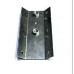 New Style  Leg Bracket Mounting Plate 01-11400-1
