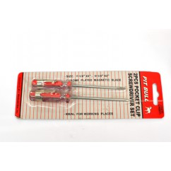 2PCS POCKET CLIP SCREWDRIVER SET