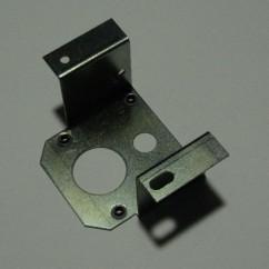 bracket defender motor