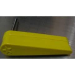 Flipper & shaft - Capcom yellow
