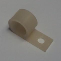 """Cable Clip 1/2"""" diameter"""