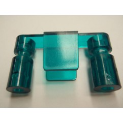 Mini Hood  lane guide - Teal Green  550-5061-13