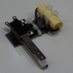 Gottlieb right hand EOS assembly with capacitor.