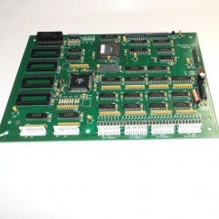 CAPCOM ASSEMBLY PCB CPU  untested