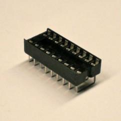 IC Socket - 18 Pins
