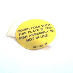 decal-cover plate-50005