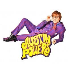 Pinball Cover Austin Powers
