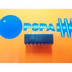 IC 16 pin DIP DAC AD1851 16 bit mono
