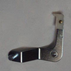 Slingshot Bumper Crank Assembly - Left