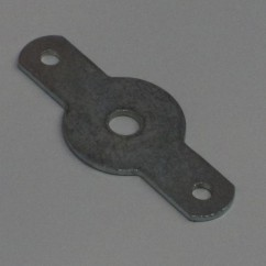 GOTTLIEB FLIPPER BUTTON STRAP - STEEL A-13898