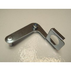 Data East ball launch kicker arm bracket 515-5044-01