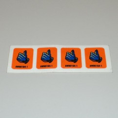 CAPCOM DECAL DROP TARGET  Pinball magic