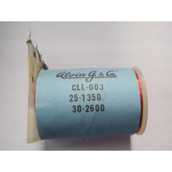 ALVIN G coil 25-1350 / 30-2600