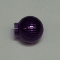 globe light  dome transparent  violet 03-9441-18