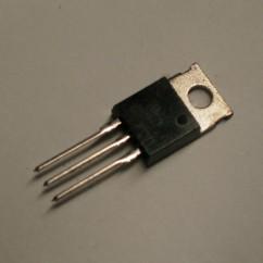 TRIAC 600 VOLT BTA12-600BW TO-220