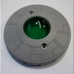 attack from mars saucer top