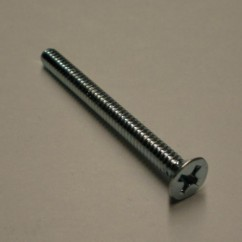 "Machine Screw 6-32 x 1-1/2"" p-flh"