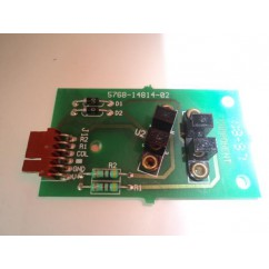 pcb spin target opto board