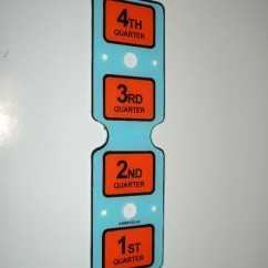 CAPCOM PLAYFIELD PLASTIC RD-1 25-150