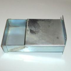 Coin Door Chute metal bracket