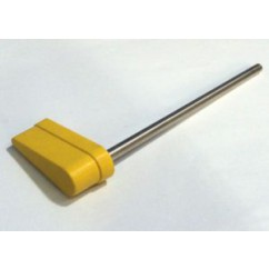 Stern mini yellow flipper 6 inch