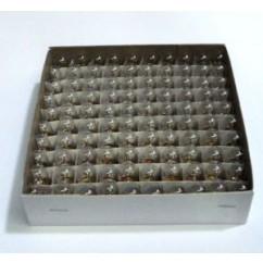 #44 Pinball Bulbs / Globes / Lamps pack of 100pcs