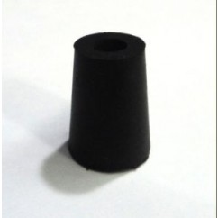 Tapered Black Rubber Sleeve Gottlieb 30003Y+