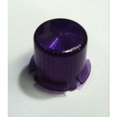 Plastic Light Dome PURPLE - Twist On
